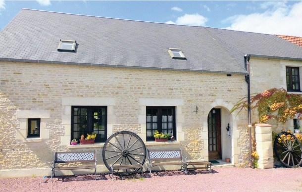 Location vacances Les Veys -  Maison - 12 personnes - Barbecue - Photo N° 1