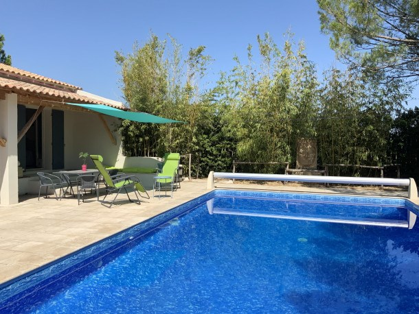 Location vacances Arles -  Appartement - 3 personnes - Barbecue - Photo N° 1
