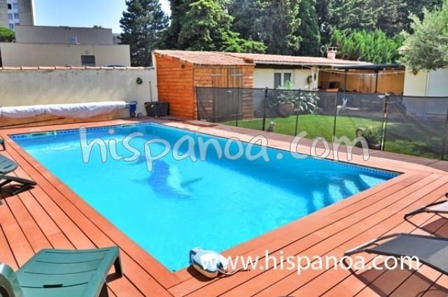 Holiday rentals Avignon - House - 8 persons - BBQ - Photo N° 1