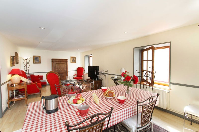 Location vacances Gérardmer -  Appartement - 6 personnes - Barbecue - Photo N° 1