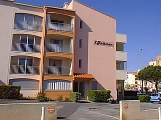 Location vacances Agde -  Appartement - 5 personnes - Réfrigérateur - Photo N° 1