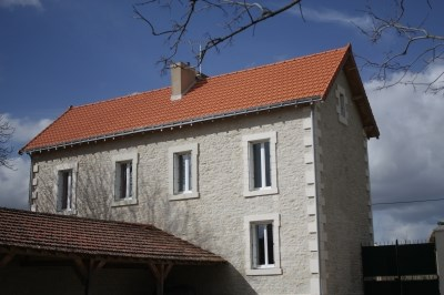 Location vacances Vendeuvre-du-Poitou -  Gite - 10 personnes - Barbecue - Photo N° 1