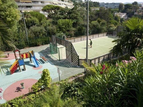 Location vacances Cannes -  Appartement - 4 personnes - Table de ping-pong - Photo N° 1