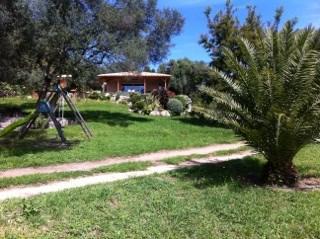 Jardin cloturé 4000 m²