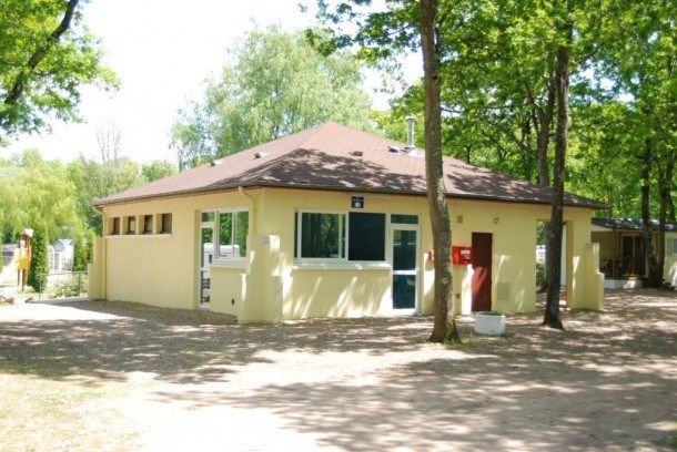 Camping Les Acacias - Mobil-home 2 chambres 4 pers