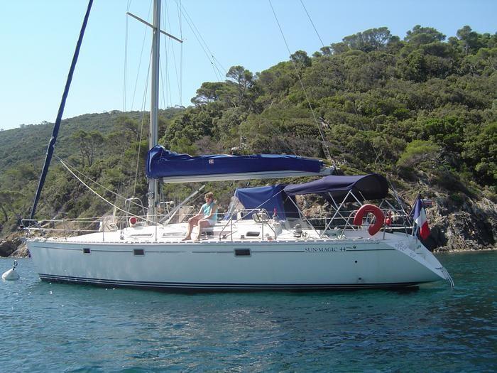 Boat à PORQUEROLLES