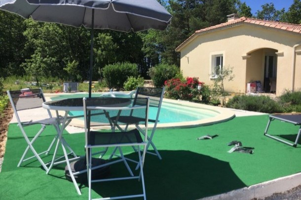 Location vacances Cazals -  Maison - 6 personnes - Barbecue - Photo N° 1