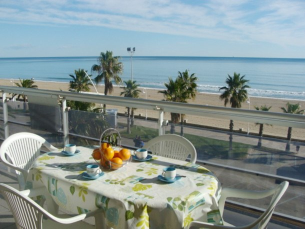 Location vacances Peníscola / Peñíscola -  Appartement - 6 personnes - Ascenseur - Photo N° 1
