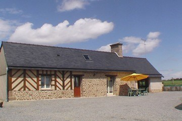 LOCATION GITE EN BRETAGNE - Saint-Germain-en-Coglès