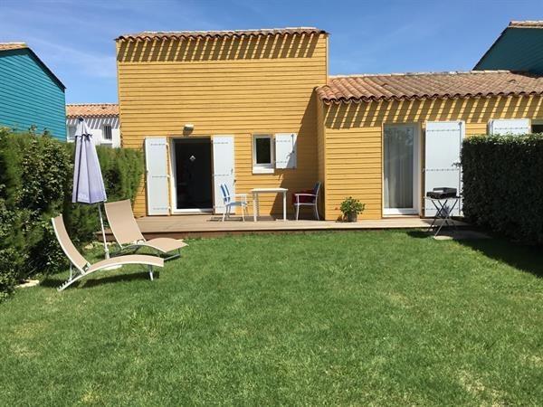 Location vacances Le Château-d'Oléron -  Maison - 5 personnes - Terrasse - Photo N° 1