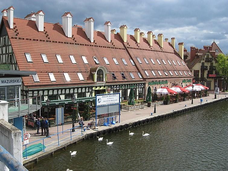 Location vacances Mikołajki -  Appartement - 3 personnes -  - Photo N° 1