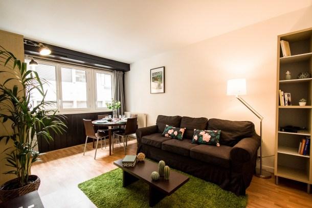 Location vacances Toulouse -  Appartement - 2 personnes - Lecteur DVD - Photo N° 1