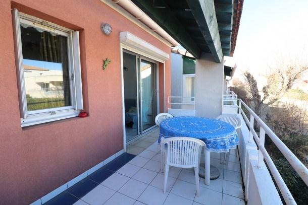 Location vacances Le Grau-du-Roi -  Appartement - 4 personnes - Lave-linge - Photo N° 1