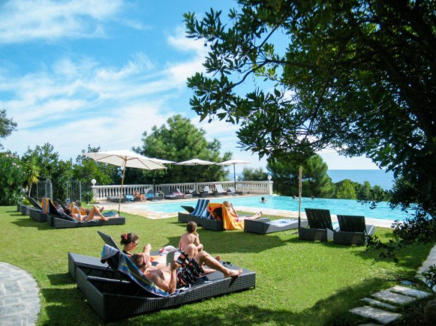 Location vacances Sari-Solenzara -  Maison - 4 personnes - Barbecue - Photo N° 1