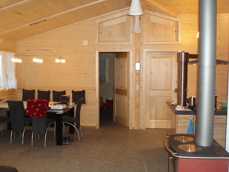 Maison pour 3 personnes à Gsteig bei Gstaad