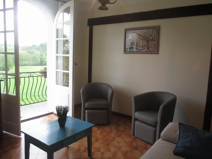 Location vacances Irissarry -  Appartement - 5 personnes - Barbecue - Photo N° 1
