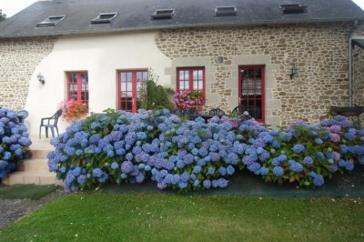 Holiday rentals Bonnemain - Cottage - 4 persons - BBQ - Photo N° 1