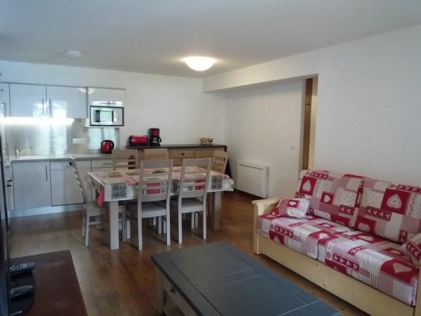 Location vacances Villard-sur-Doron -  Appartement - 6 personnes - Lave-linge - Photo N° 1