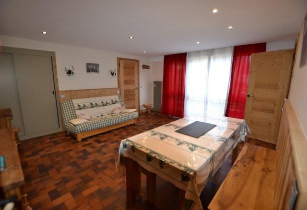 Location vacances Praz-sur-Arly -  Appartement - 5 personnes - Télévision - Photo N° 1