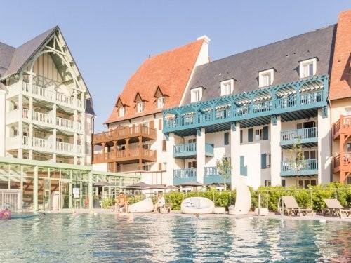 Location vacances Deauville -  Appartement - 6 personnes - Télévision - Photo N° 1