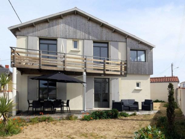 Location vacances La Tranche-sur-Mer -  Maison - 8 personnes - Barbecue - Photo N° 1
