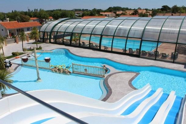 Location vacances Olonne-sur-Mer -  Maison - 8 personnes - Jardin - Photo N° 1