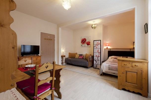 Location vacances Brides-les-Bains -  Appartement - 3 personnes - Télévision - Photo N° 1
