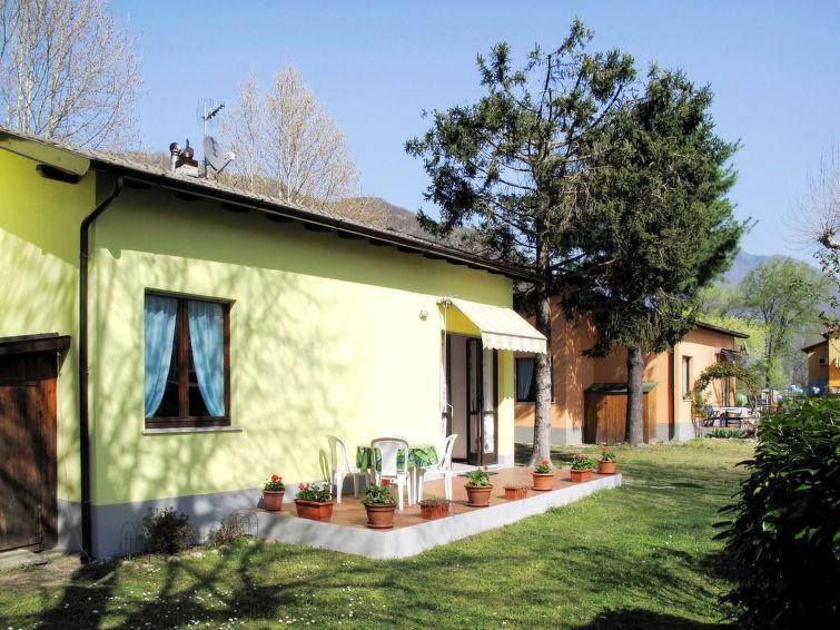 Studio pour 3 personnes à Sorico Albonico
