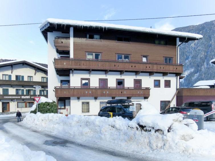 Appartement pour 5 personnes à Mayrhofen