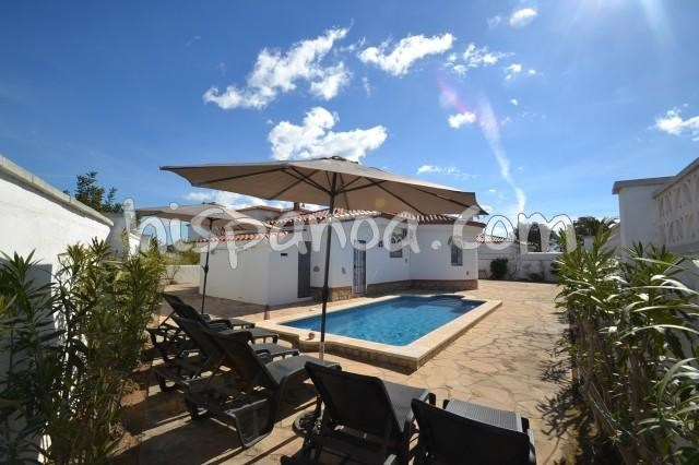 Location vacances Mont-roig del Camp -  Maison - 8 personnes - Jardin - Photo N° 1