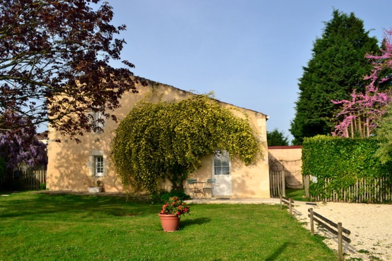 Location vacances Rochefort -  Gite - 4 personnes - Barbecue - Photo N° 1