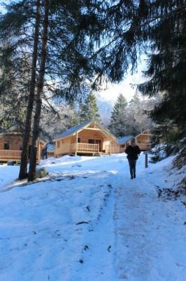Location vacances Bozel -  Maison - 6 personnes - Terrasse - Photo N° 1