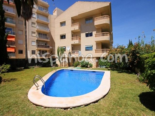 Apartment for 4 ppl. with pool, Jávea/Xàbia