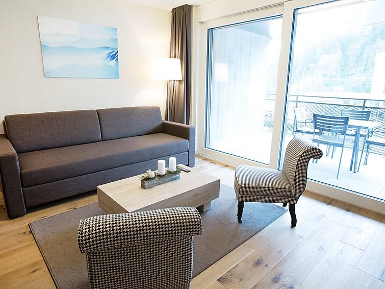 Appartement pour 3 personnes à Laax