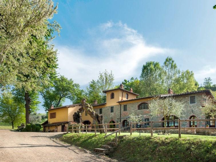 Studio pour 2 personnes à Figline Val d'Arno