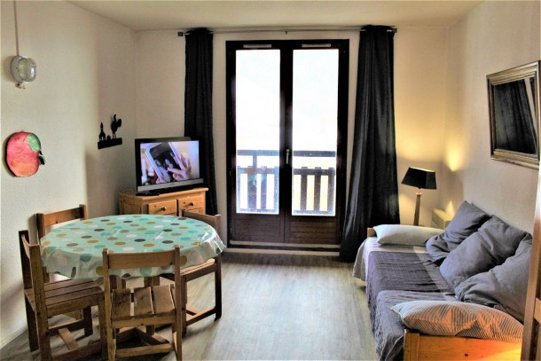 Location vacances Risoul -  Appartement - 6 personnes - Télévision - Photo N° 1