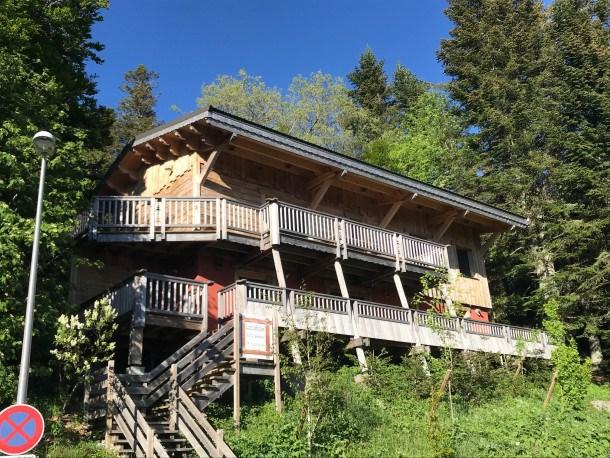 Location vacances Laveissière -  Maison - 8 personnes - Barbecue - Photo N° 1