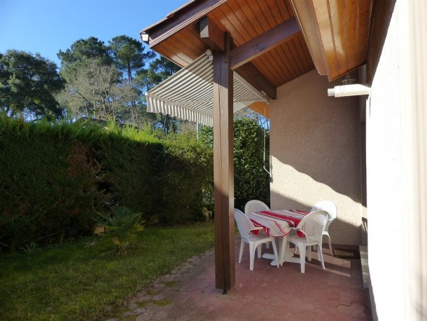 Location vacances Capbreton -  Maison - 6 personnes - Télévision - Photo N° 1