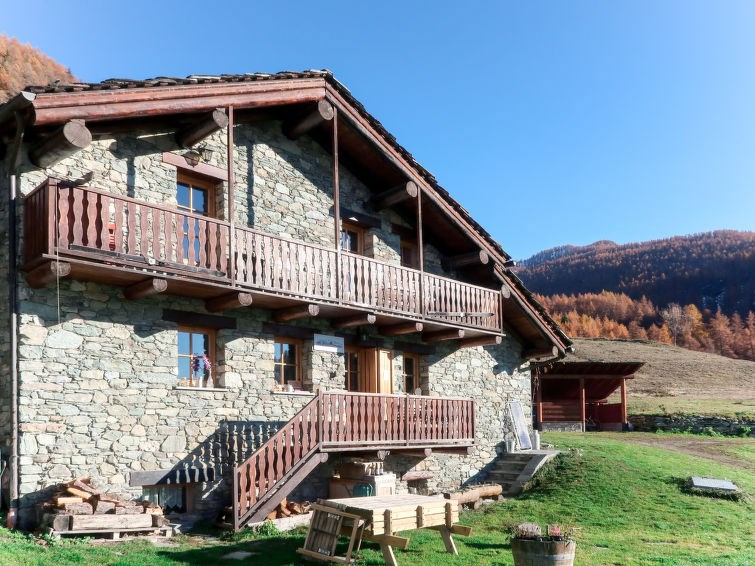 Location vacances Valtournenche -  Appartement - 2 personnes -  - Photo N° 1