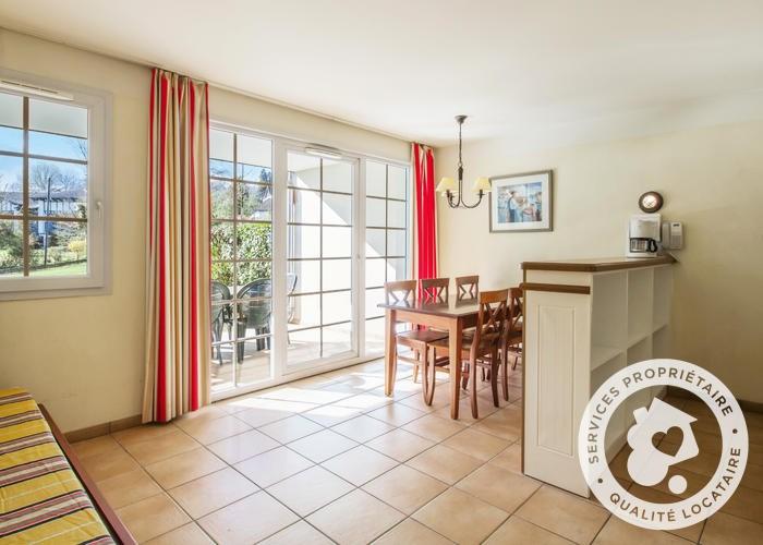 Location vacances Saint-Jean-Pied-de-Port -  Appartement - 6 personnes - Jardin - Photo N° 1