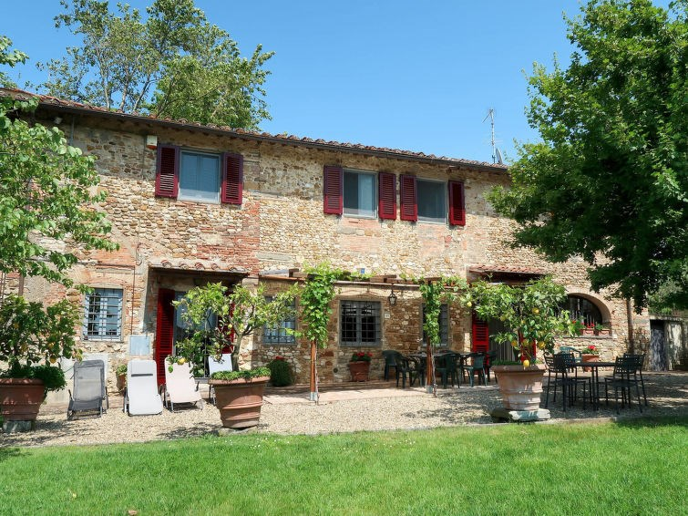 Location vacances San Casciano in Val di Pesa -  Maison - 8 personnes -  - Photo N° 1