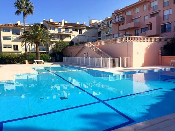 Location vacances Saint-Tropez -  Appartement - 3 personnes - Lecteur DVD - Photo N° 1