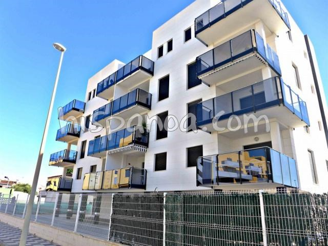 Location vacances Gandia -  Appartement - 4 personnes - Salon de jardin - Photo N° 1