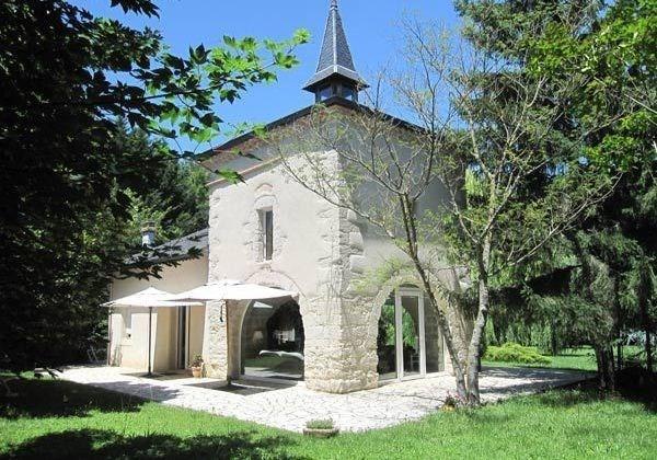 Location vacances Puylaurens -  Appartement - 8 personnes - Salon de jardin - Photo N° 1