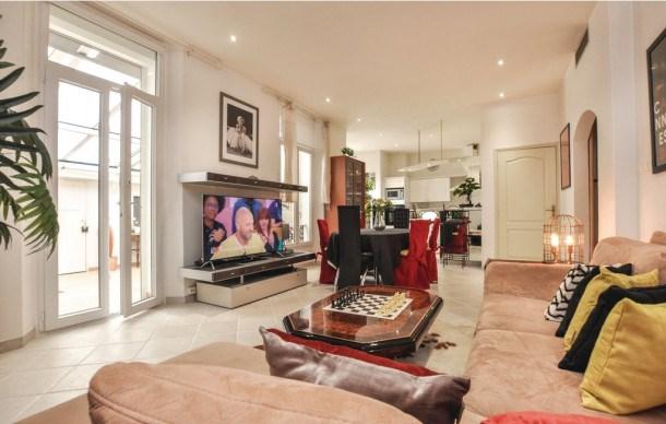 Location vacances Cannes -  Appartement - 8 personnes - Télévision - Photo N° 1