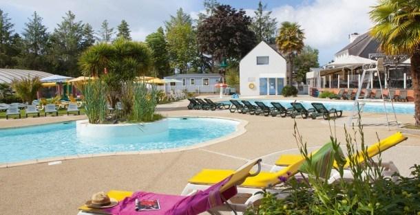 Location vacances Bénodet -  Maison - 7 personnes - Salon - Photo N° 1