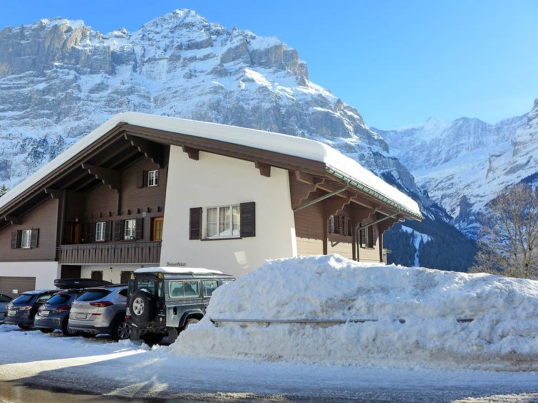 Location vacances Grindelwald -  Appartement - 5 personnes -  - Photo N° 1