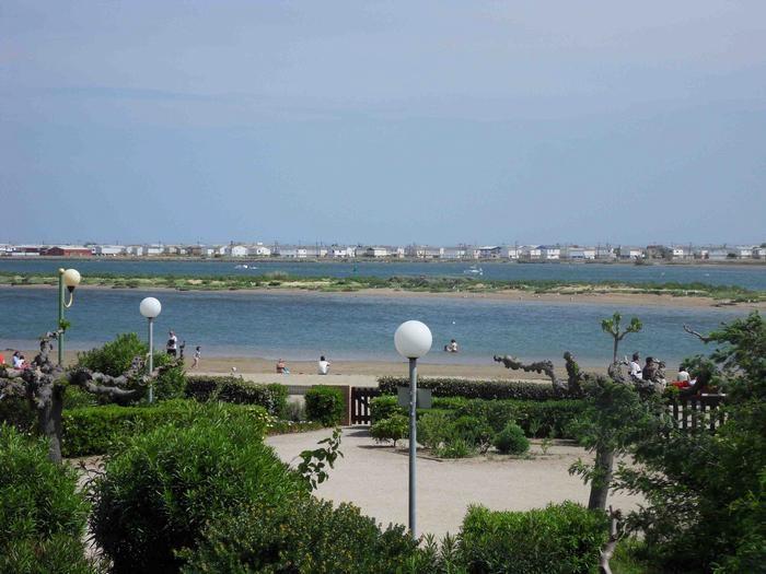 Location vacances Gruissan -  Appartement - 4 personnes - Jardin - Photo N° 1