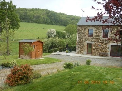 Holiday rentals Isigny-le-Buat - Cottage - 6 persons - BBQ - Photo N° 1