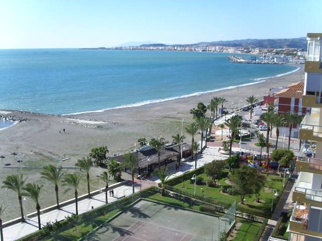 Holiday rentals Algarrobo - Apartment - 3 persons - Tennis court - Photo N° 1
